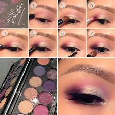 here s a tutorial for my first look using my new vine romance palette by sleek makeup i love the way light gold looks paired with wine colored tones