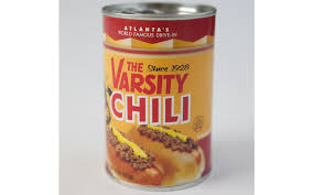 chili can. Brilliant Can The Varsityu0027s World Famous Chili To Can