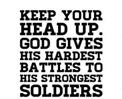 Keep Your Head Up Quotes Classy Keep Your Head Up Quotes Quotes