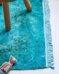 diy rugs diy overdyed rug ideas for an easy handmade rug for living room