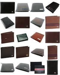 details about tommy hilfiger men s leather designer wallet 36 wallets assorted whole