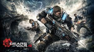 Cover Art - Gears Of War 4 4k ...