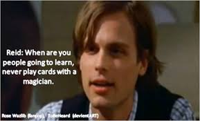 Criminal Minds Quotes Beauteous 48 Spencer Reid Quotes That Made Us Fall In Love College Is My Life