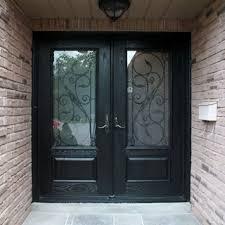 glass double door exterior. Superlative Glass Double Doors Exterior Entry Ideas Door A