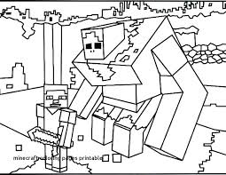 Minecraft Coloring Pages To Print Printable Coloring Pages Free