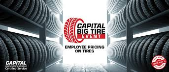the biggest selection of tires at the best s at capital gmc