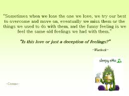 Short Quotes About Deception Love Or Deception Of Feelings Image Enchanting Love Deception