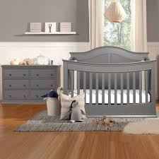 convertible crib sets. Plain Convertible Davinci Meadow 2 Piece Nursery Set  4 In 1 Convertible Crib And Signature  6 Drawer Double Dresser Slate FREE SHIPPING And Sets Simply Baby Furniture