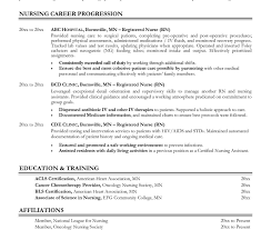 Sample Nurse Resume Registered Nurse Resume Sample Amusing Nurse Resume Sample Monster 67