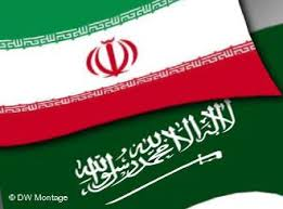 Image result for SAUDI IRAN FLAG