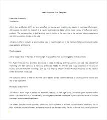 Retail Business Plan Outline Retail Business Plan Template Free Online Retail Business Plan