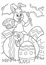 Small Picture Easter Coloring Pages For Toddlers Coloring Coloring Pages