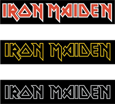 Iron Maiden Logo Vector (.EPS) Free Download
