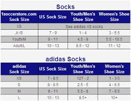 50 Luxury Nike Soccer Socks Size Chart Home Furniture