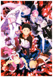 re zero kara hajimeru isekai seikatsu re zero starting life in another world zerochan anime image board