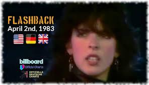Flashback April 2nd 1983 Us German Uk Charts