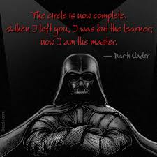 Darth Vader Quotes Interesting Quotes About Darth Vader 48 Quotes