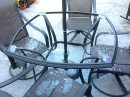 best of glass table top cover patio for tops cut to size atlanta cut glass for table top