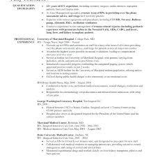 Inspirational Sample Cover Letter For Nursing Preceptorship