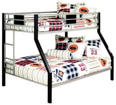 Ashley Dinsmore Twin/Full Metal Bunk Bed | Homemakers Furniture
