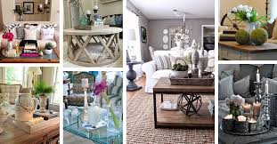 37 best coffee table decorating ideas