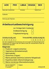Buro Spruche Lustig