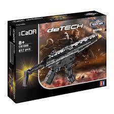 <b>Конструктор Cada deTech</b> «<b>пистолет</b>-<b>пулемет</b> MP5» (C81006)
