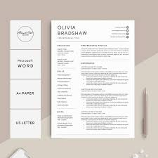Clean Professional Resume