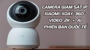 Cửa Hàng TCS - Camera giám sát ip xoay 360° Xiaomi Imilab 2k 1296p A1 Bản  Quốc Tế