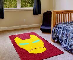 marvel avengers area rugs rug superhero large captain america comics target spiderman wall decals iron man bedroom