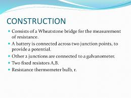 resistance thermometer circuit what is resistance thermometer 3