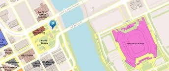 Cma Music Festival Parking Pass Downtown Nashville Parking