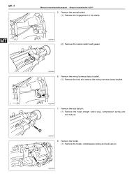 2012 brz transmission service manual manual transmission transaxle