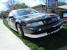 CC Capsule: 1993 Chevy Lumina Z34 Dale Earnhardt Signature Edition ...