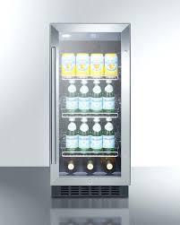 beverage refrigerator glass door ge beverage refrigerator glass door