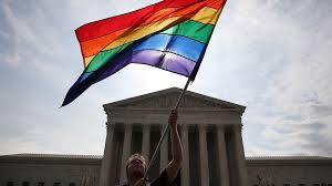 Gay marriage and constitutional rights