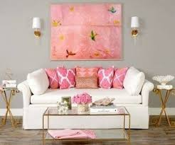 pink living room furniture. unique living the one room challenge has been such a blast and to pink living furniture r