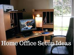 office set up ideas. Best Home Office Setup Ideas Of Fine Getting Started Stay Layout Decorating . Amazing Set Up N