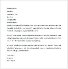 Appeal Letter Format Examples Financial Aid Appeal Letter Sample Cycling Studio