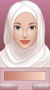 ini dia game untuk para hijabers hijab makeup salon