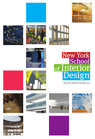 Color For Interior Design Ethel Rompilla Nysid Atelier Year In Review By New York School Of Interior