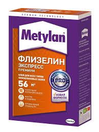 <b>Обойный клей Metylan Флизелин</b> Экспресс премиум, 500 г ...