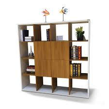 wall cabinet office. modern open shelving storage display wall unit bookshelf cabinet office home c