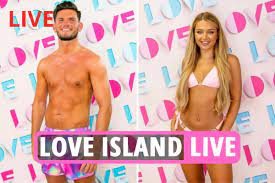 Love Island 2021 LIVE – Lucinda and ...