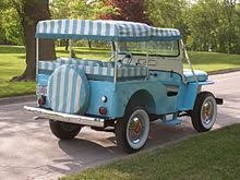 jeep dj 1964 surrey gala