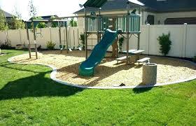 Landscape Designs For Backyards Interior