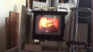 image of cubic mini wood stove problems