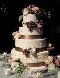 Cakes Desserts Photos Elegant Wedding Cake Inside Weddings