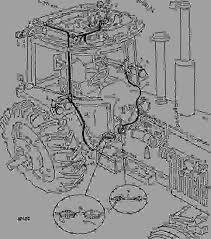 lamp and sound gard body wiring (replacement sound gard body or John Deere 4230 Wiring Diagram list of spare parts john deere 4210 wiring diagram