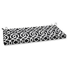 Amazon Pillow Perfect Outdoor New Geo Bench Cushion Black